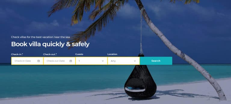 Hotel Booking Website from Scratch – Top 4 Advantages