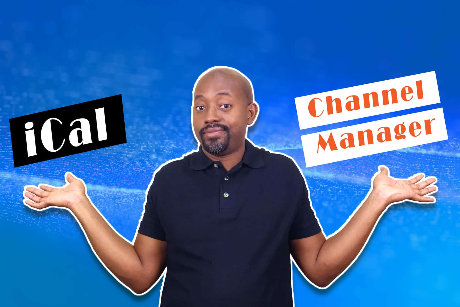 iCal or Channel Manager to avoid overbooking your hotel or bed and breakfast